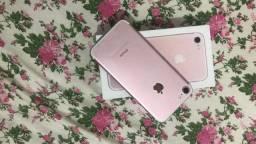 iPhone 7 rose . 32 Gb