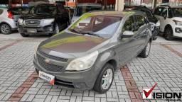 AGILE 2010/2011 1.4 MPFI LTZ 8V FLEX 4P MANUAL