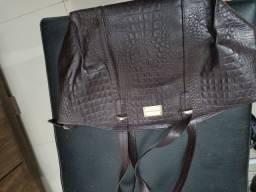 Bolsa de couro legitimo Constance