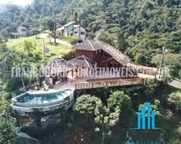 Casa condomínio fechado 3 quartos com lazer completo a venda, Buenos Aires Guarapari-ES