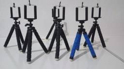 Mini tripé para celular 360° articulável