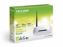 TL-WR740N | Roteador Wireless N 150Mbps NOVO