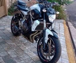 Título do anúncio: Yamaha MT-07 (Entrada + Parcelas)