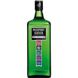 Whisky Passaporte 670 ml