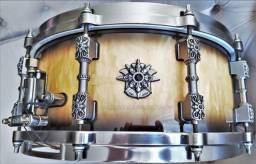 Caixa Tama Warlord Valkyrie 14x6 G-Maple - Japan