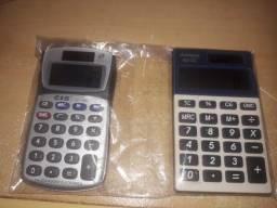 2 Calculadora Solar de bolso