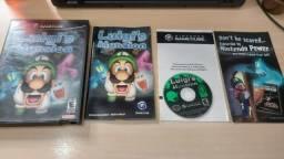 Luigi's Mansion  completo original gamecube