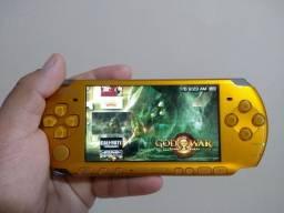 PSP novo edição especial carnival aceito cartão