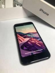 Vendo IPhone 7, 128Gb, preto fosco