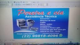 Pereira e Cia Assistência Técnica