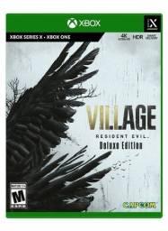 Resident Evil 8 Village Deluxe Xbox One Xbox Series Código 25 dígitos