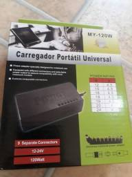 Carregador universal para notebook