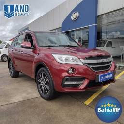 LIFAN X60 1.8 VIP 16V GASOLINA 4P CVT