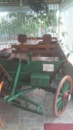 Torro  Carroça  madeira marítima
