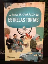 Livro ESTRELAS TORTAS ; Walcyr Carrasco