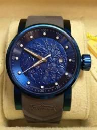 Vendo relógio yakuza original blue dragon