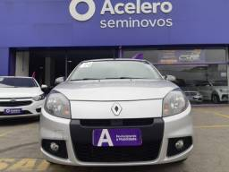 Título do anúncio: Renault Sandero TechRun Hi-Flex 1.0 16v 5P Prata 14/14