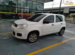 Fiat Uno 1.0 Evo Attractive 14-15 Branco