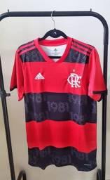 Camisa Flamengo nº1 Nova!