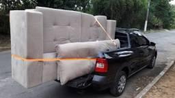 Serviço de frete para pequenas e médias cargas