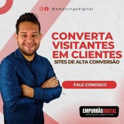 Título do anúncio: Criação de Site, Landing Pages e Loja Virtual - Visitantes em Clientes