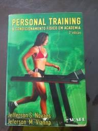 Personal Trainning e Condicionamento Físico