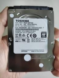 HD 500GB Toshiba MQ01ABF050 Para Notebook