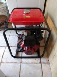 Gerador Branco 2.5 Kva diesel