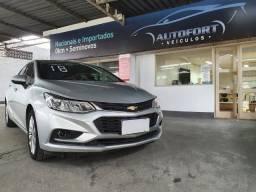 Título do anúncio: Cruze 1.4 LT aut. 2018 !!! Vistoriado 2021 !!! Todas as revisões feitas pela Autofort