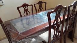 Messa e cadeiras