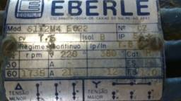 Motor de indução EBERLE