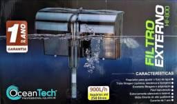 Filtro ocean tech 900l/hr