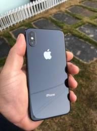iPhone X 64gb Aceito Cartão