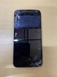 Motorola G4 Play - Tela Quebrada