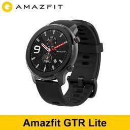 Amazfit gtr 47mm com gps novo original lacrado