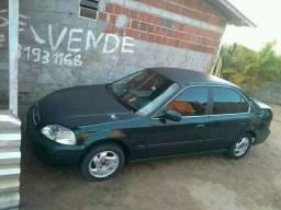 Honda Civic 98 em dia