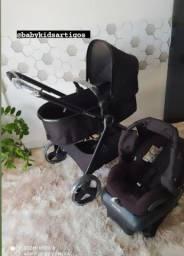 Título do anúncio: Carrinho de bebê maxi-cosi travel system Anna + C/ bebê conforto