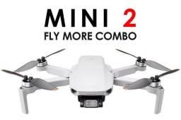Drone Dji Mini 2 Fly More Combo - Lacrado