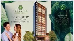 Título do anúncio: A exclusividade do Horto Florestal em um apartamento perfeito pra você comprar 2 suítes co