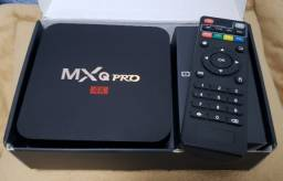 TV box semi nova