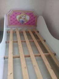 cama infantil nunca usada