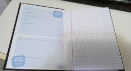 Cadernos brochura capa dura D+ (Tilibra)