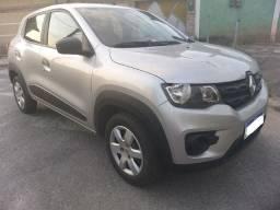 Renault Kwid Zen 1.0 12V (ipva 2021 pago / Ún.Dono)