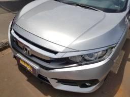 Honda Civic Exl - 2017 - automático - Único dono