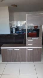 Vendo armário de cozinha semi novo