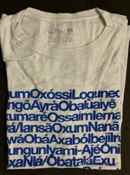 Título do anúncio: Camiseta Manga Curta Osklen Orixás - M