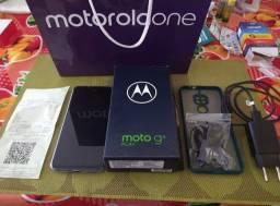 Moto G9 Play Zerado.