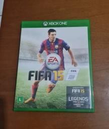 Jogo FIFA 15 para xbox one