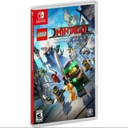 Lego Ninjago Nintendo Switch Midia Fisica