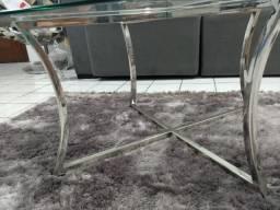 Mesa de Vidro SY Imponent - R$ 659,00